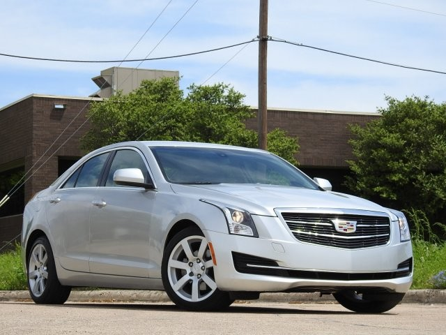 Pre Owned 2017 Cadillac Ats Sedan Standard Rwd
