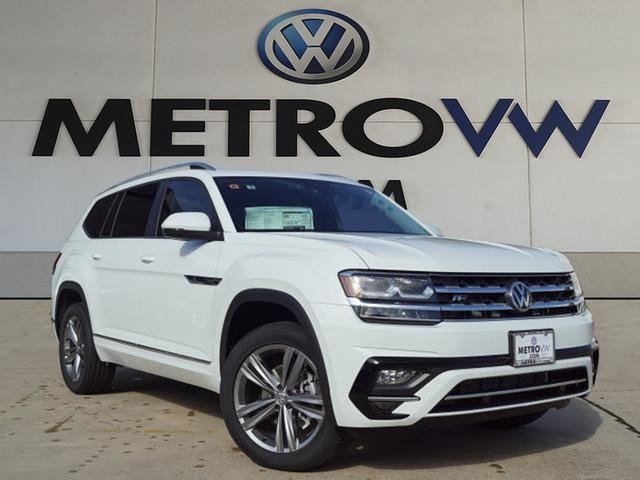 New 2018 Volkswagen Atlas 3 6 Sel