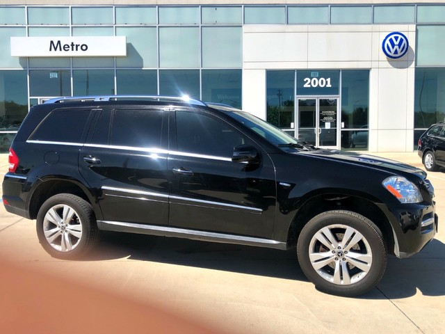 Pre-Owned 2012 Mercedes-Benz GL-Class GL 350 BlueTEC®
