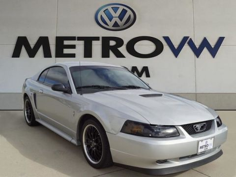 Pre-Owned 2001 Ford Mustang Premium